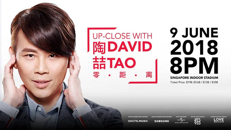 singtel music david tao