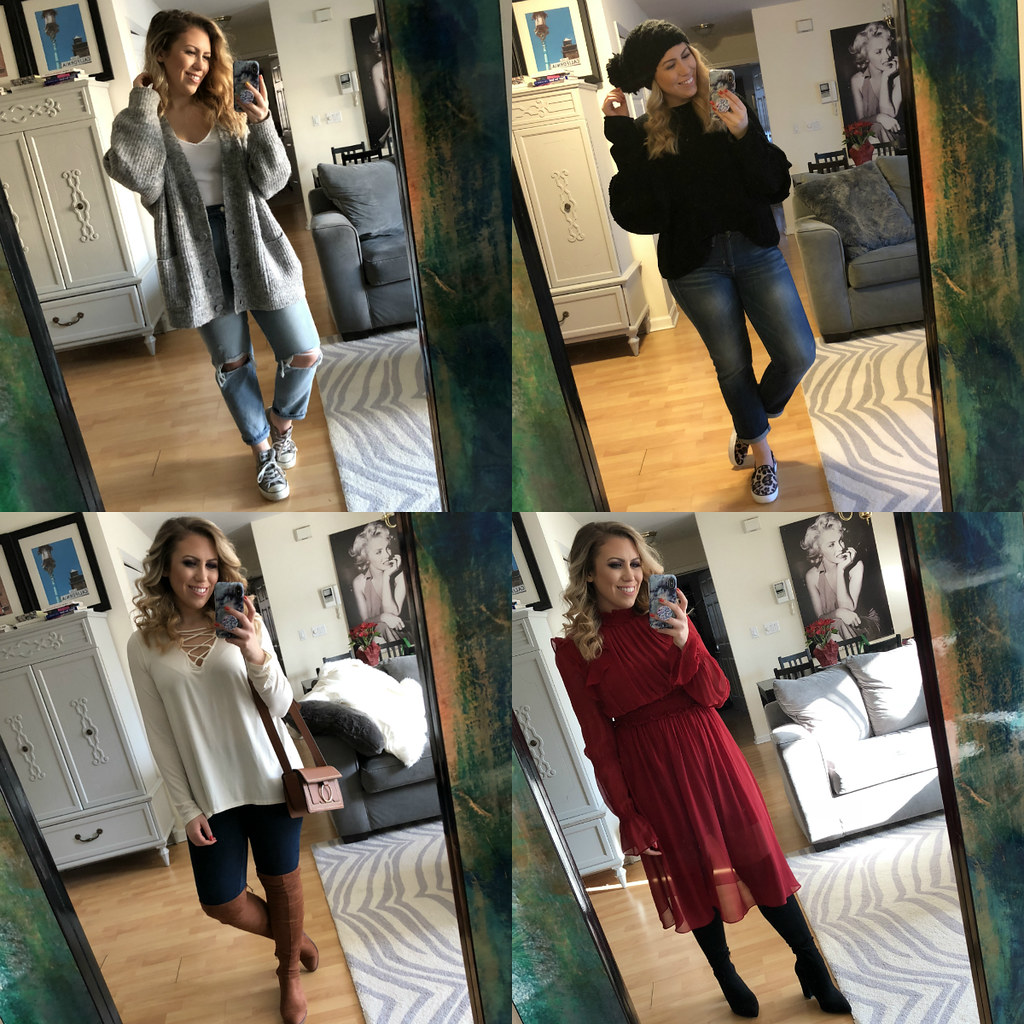 February 2018 Blog Outfit Round Up Living After Midnite Style