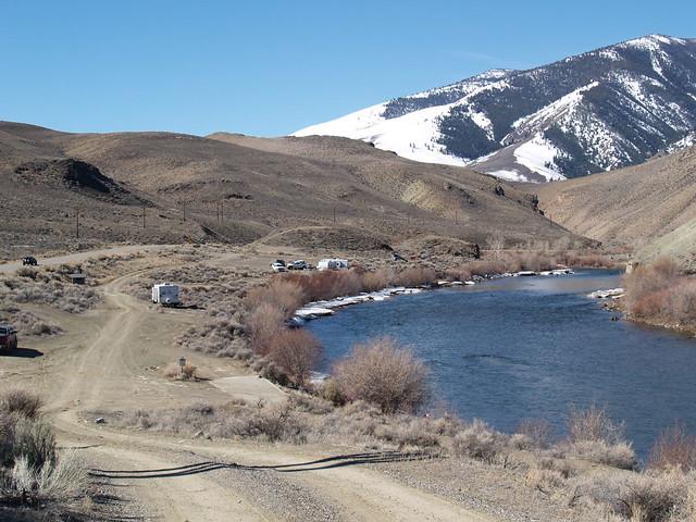 Deadman Hole Recreation Site