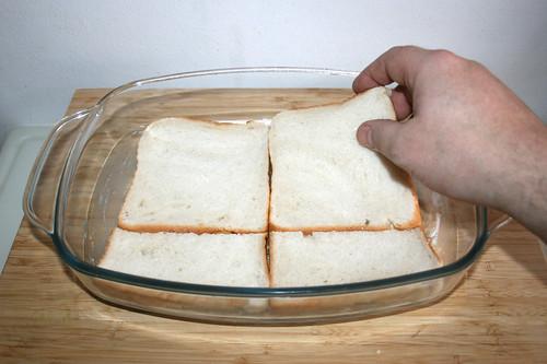 21 - Sandwichtoast einlegen / Add sandwich toast