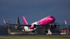 Airbus A320-232 / Wizzair / HA-LYI