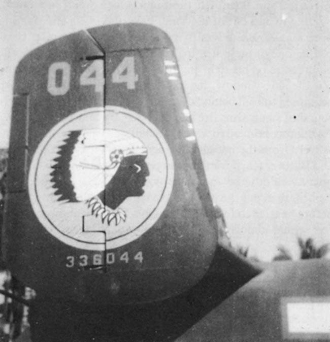 B-25 #43-36044