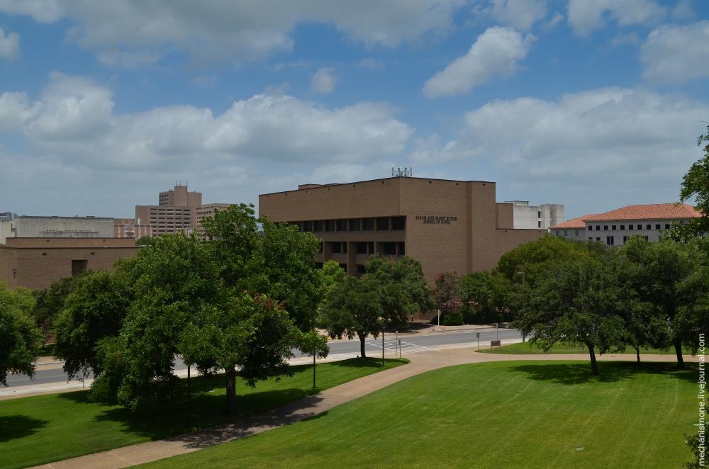 Техасский университет 4
