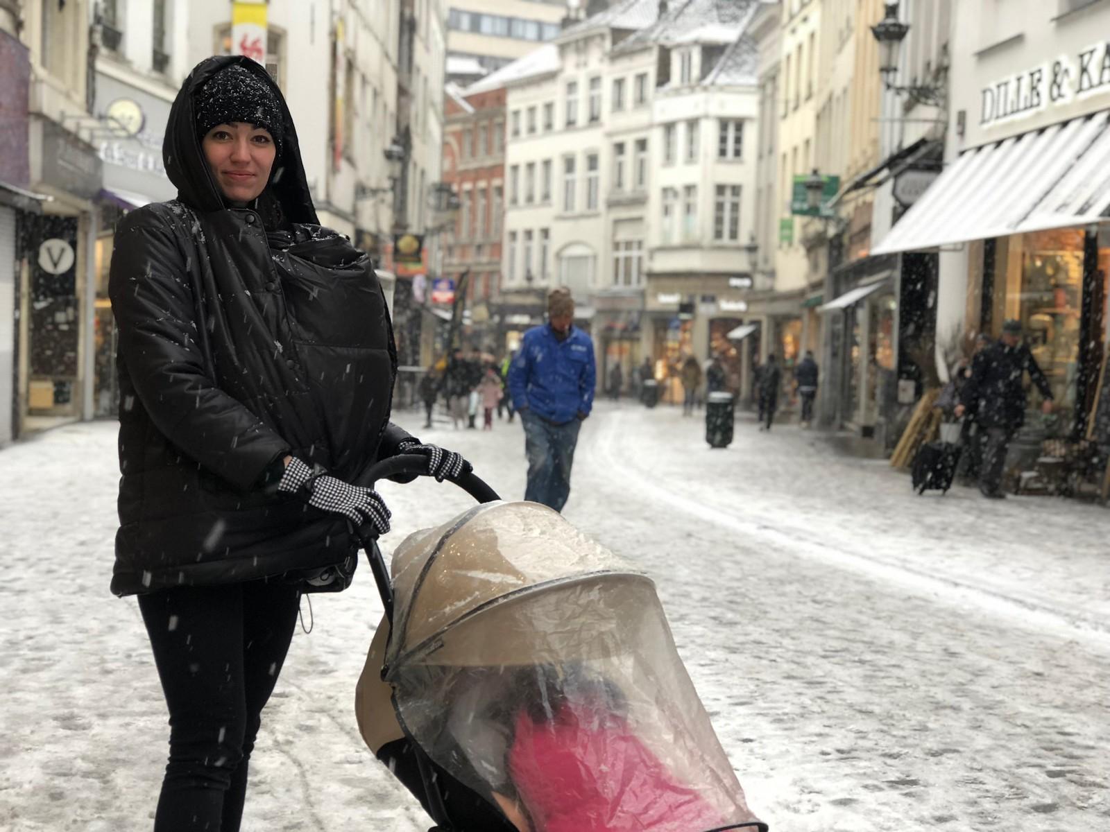 ¡Me CHIFLA la nieve!