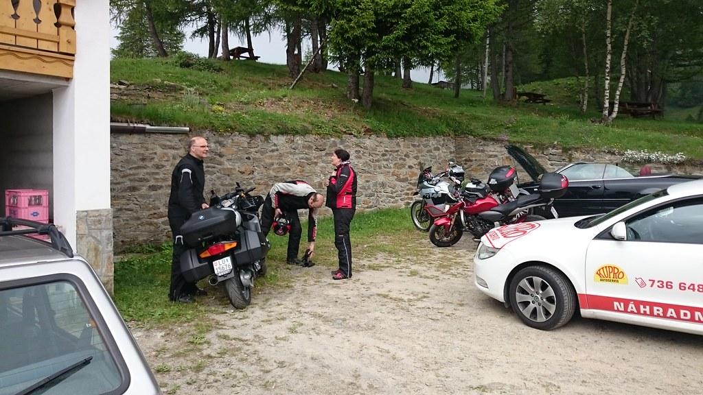 Töff / Cabrio Tour Juli 2016