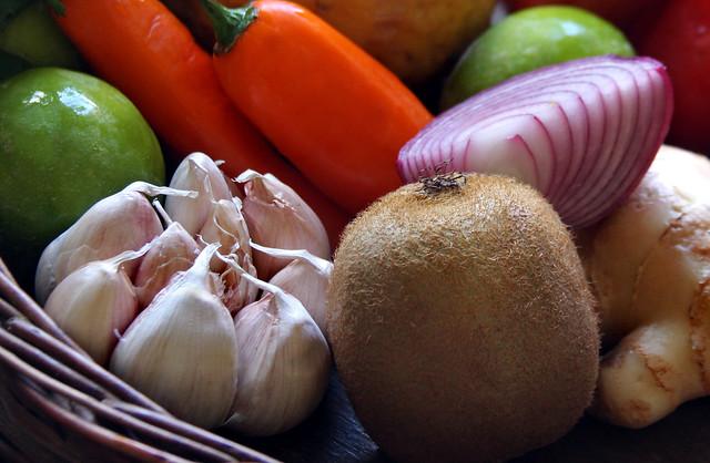 Ceviche de Kiwi y Maracuyá   (32)