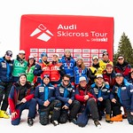 Skicross-SM Hoch-Ybrig 2018