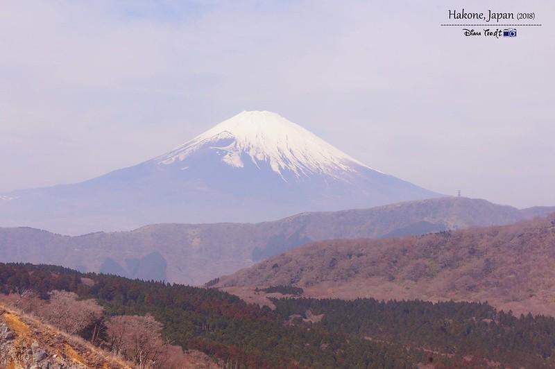 2018 Japan Hakone Fuji-san