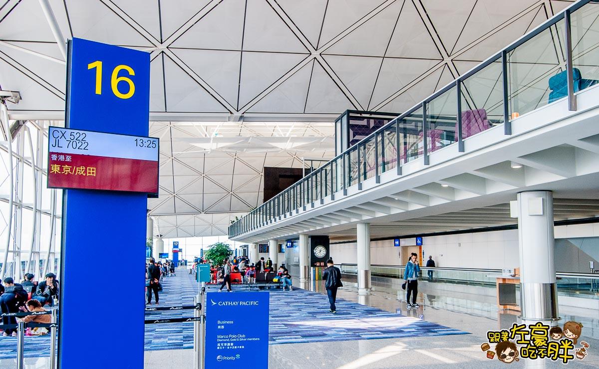 香港自由行國泰航空玲瓏堂