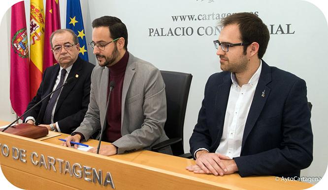 Cifran en 16,5 millones el impacto económico de la Semana Santa de Cartagena
