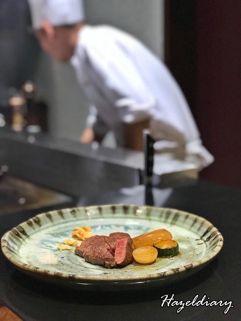 Teppan by Chef Yonemura RWS-4