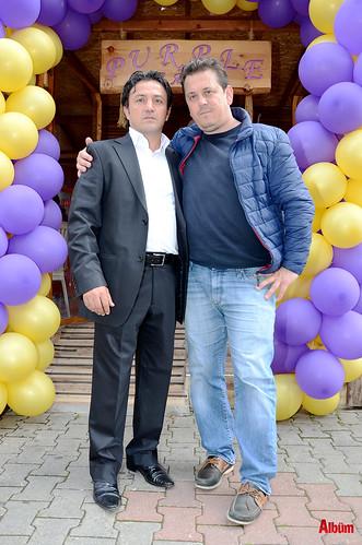 Purple Cafe'ye renkli açılış-5