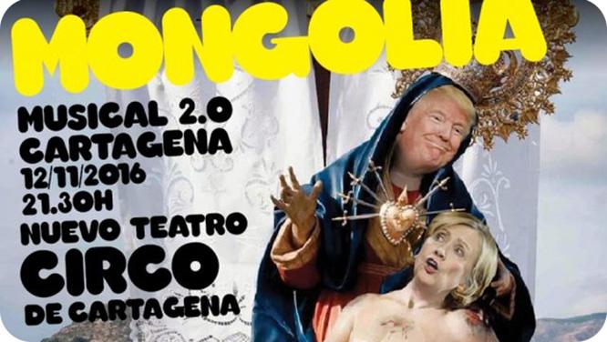 Condenan a la revista Mongolia a indemnizar con 40.000 euros a Ortega Cano por el anuncio de su espectáculo en Cartagena