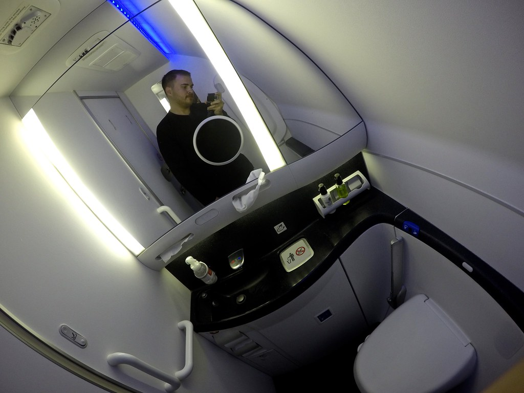 Virgin Atlantic Upper Class 44