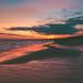 imprints on the sand