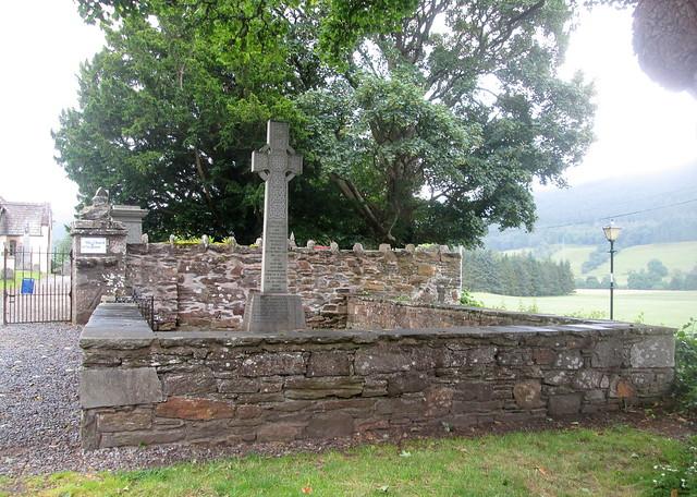Fortingall War Memorial