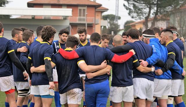 PRIMO XV - Stagione 2017/18 - Romagna vs RPFC (Foto Zanichelli)