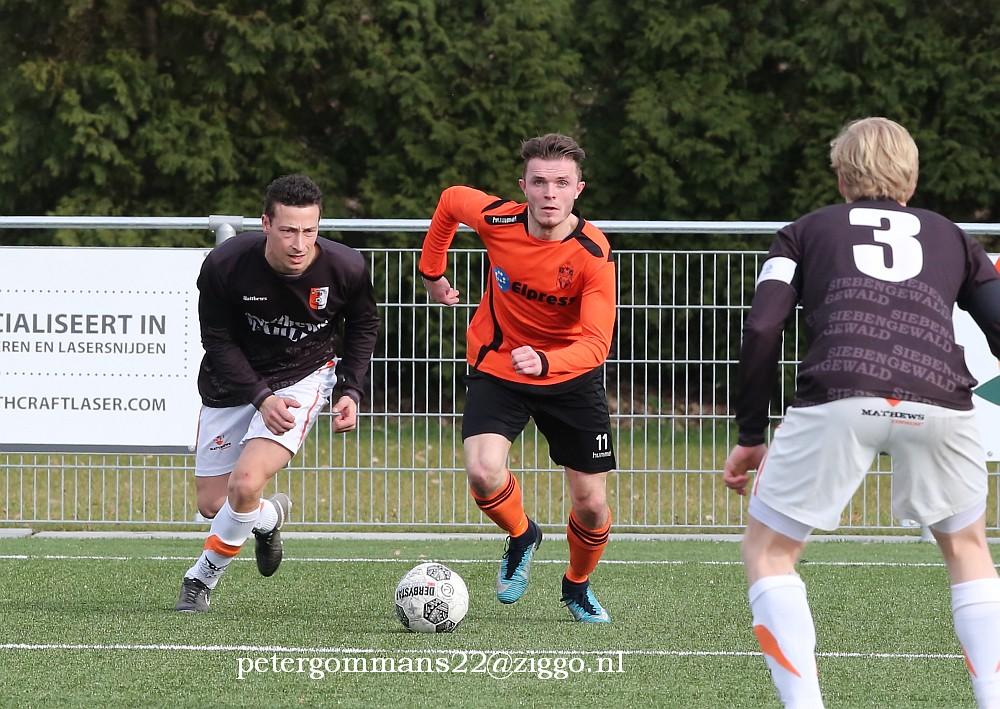 Vitesse - Stormvogels 110318