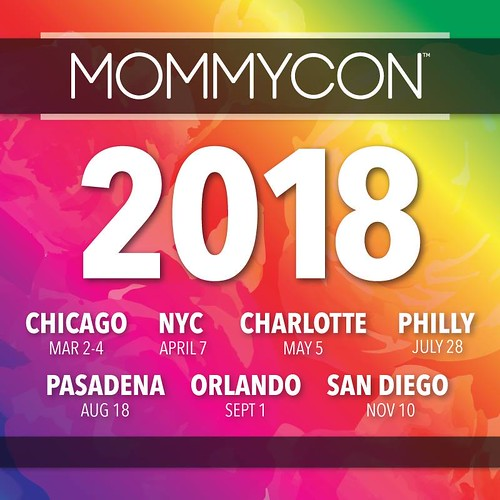 mommycon 2018 dates