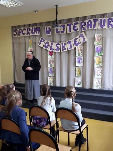 SACRUM W LITERATURZE POLSKIEJ - KONKURS