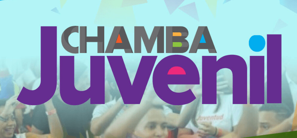 Inscripcion Plan Chamba Juvenil