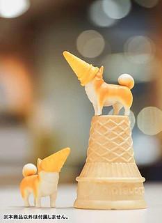 超逗趣怪奇生物?!EMONTOYS「三角錐柴犬」盒玩開心登場!ノンスケールトレーディングフィギュアシリーズ Shiba Drill