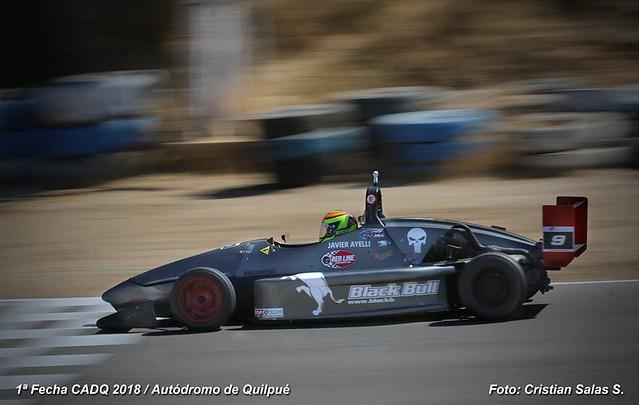 Fecha 1 - Formula 3 - 2018