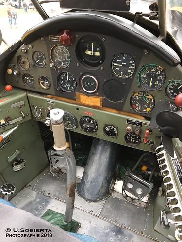 Z-37 Cockpit