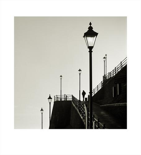 Cromer Promenade. Norfolk.