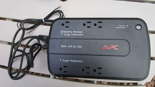 APC Battery and Surge Protection