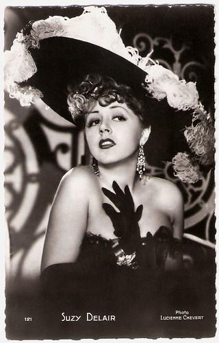 Suzy Delair in Quai des Orfèvres (1947)