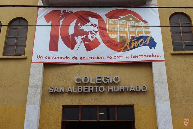 Misa Inaugural Centenario CSAH