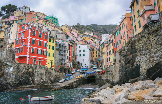 Cinque Terre Photo by My Tickle Feet | Italy 10 Day Itinerary
