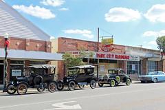 Antique Cars, Dade City