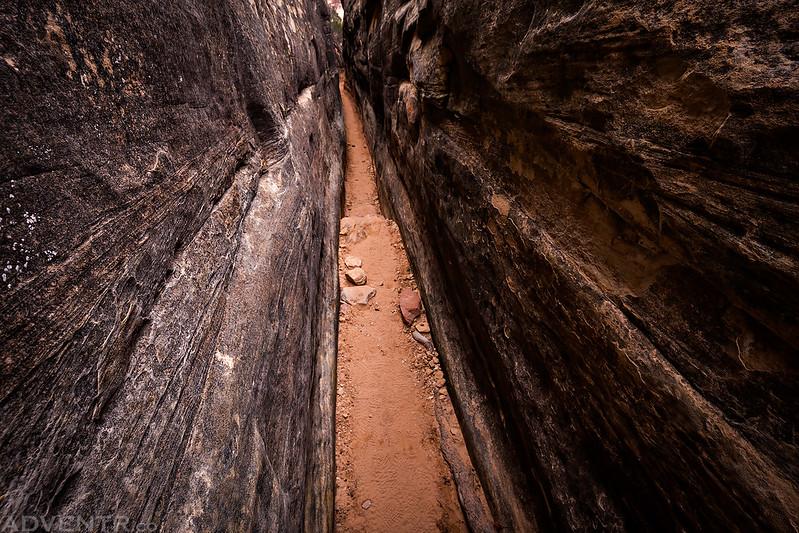 Narrow Descent