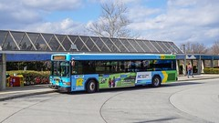 Montgomery County Transit Ride On 2009 Gillig Low Floor Advantage Diesel #5756