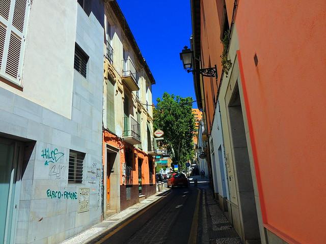<Calle Huete> Granada