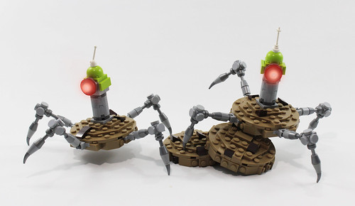 Cookie Robots!