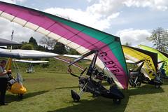 G-BYRJ Solar Wings Pegasus [7548] Popham 020509