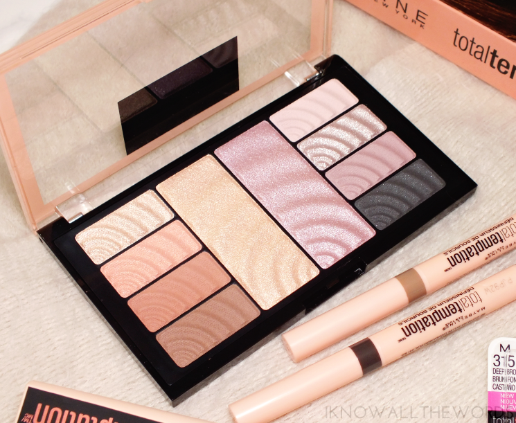 maybelline total temptation eyeshadow palette  (2)