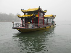 Hangzhou Tourist Boat