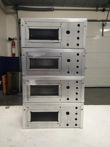 Automatic magnetic loop tuner enclosure.