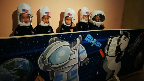 Taller Mi Universo de la Delegación de Educación en La Almona