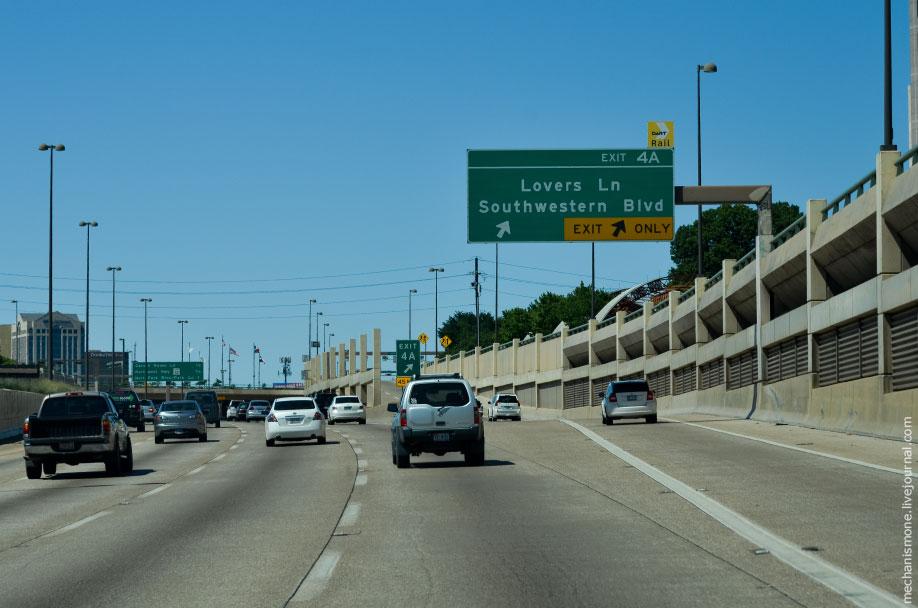 История дорожной системы США 23