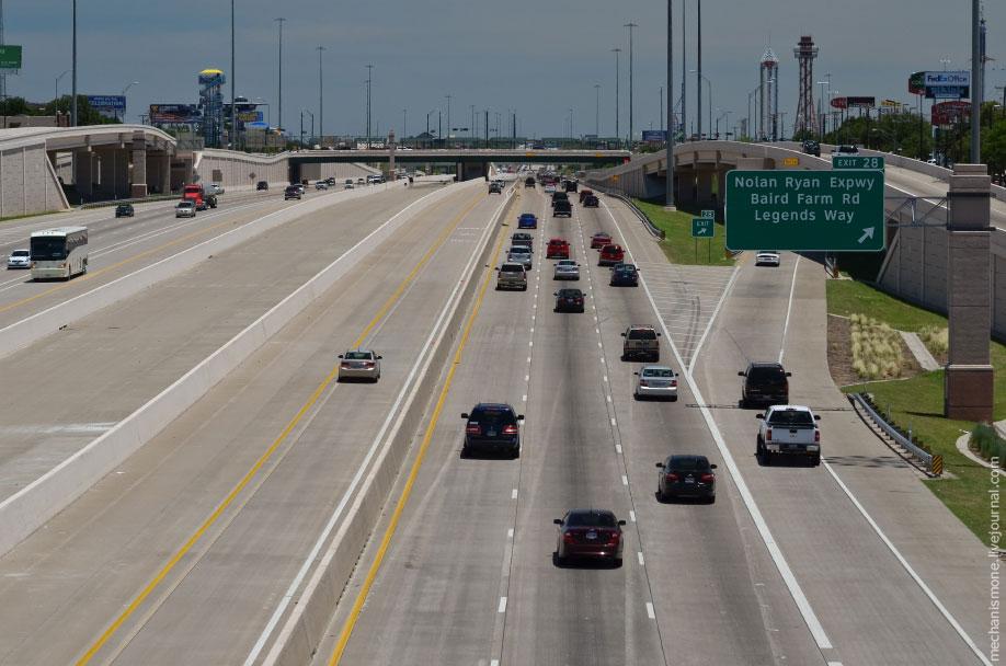 История дорожной системы США 26