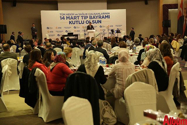 AntalyaBüyükşehir Belediyesi Tıp Bayramı Kutlaması-4