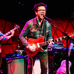 Thu, 15/03/2018 - 4:21pm - Christopher Porterfield's Field Report on WFUV Public Radio live from Rockwood Music Hall in New York City, 2/13/18. Hosted by Darren DeVivo. Photo by Gus Philippas/WFUV