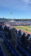 Let's Go Blue Jays, Dunedin Stadium Dunedin Florida