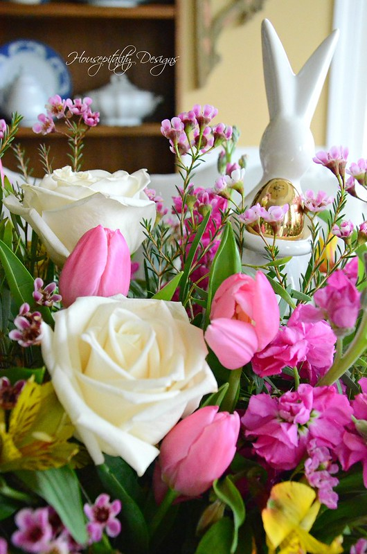 Easter Centerpiece-Housepitality Designs