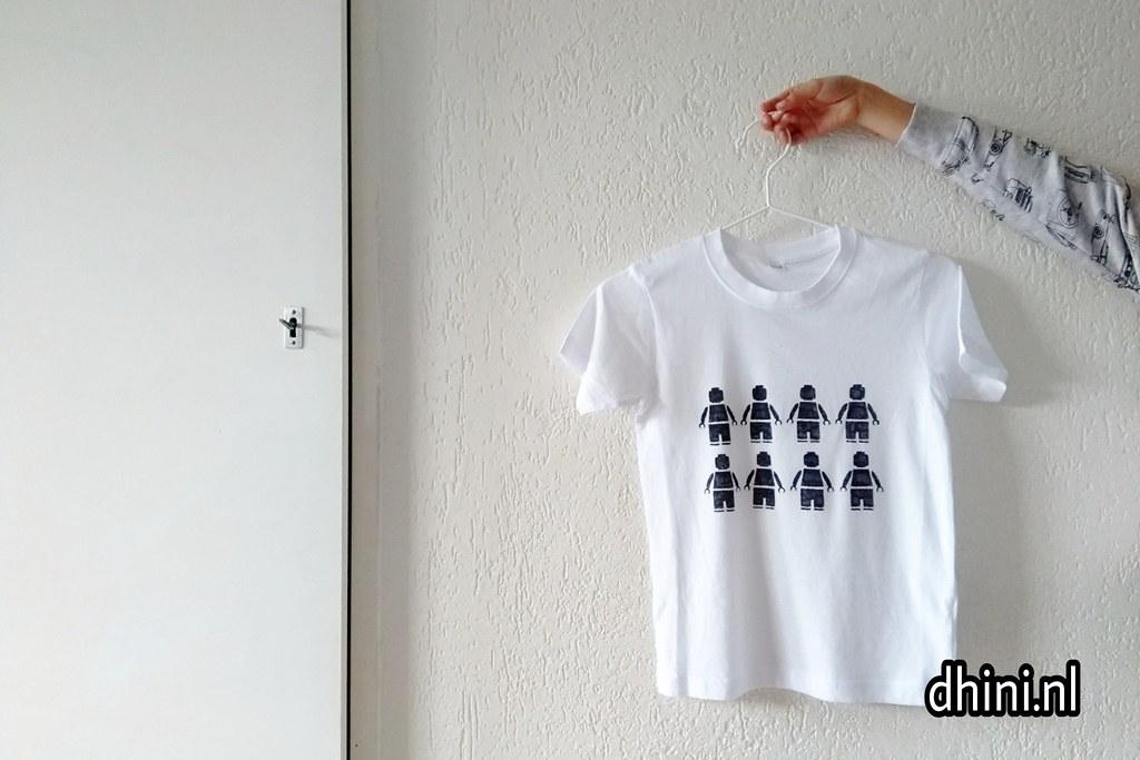 2018 DIY LEGO Shirts
